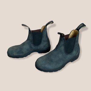 Like New Blundstones Rustic Black Boots